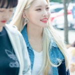 Two Tone Jacket | Chungha