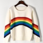 Rainbow Bridge Sweater | Dahyun – Twice