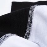 Black And White Pattern Hoodie | Taehyung – BTS