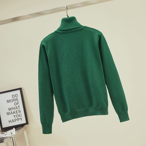 Classic Full Turtle Neck Sweater | Jimin – BTS