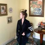 Mid-length Loose Woolen Coat | Jin – BTS