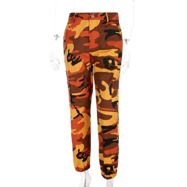 Hip hop Camouflage Cargo Pants | Ryujin – ITZY