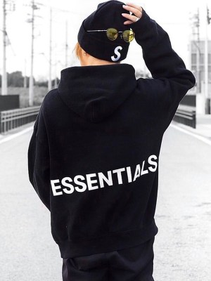 Seungmin ESSENTIALS Statement Hoodie 4