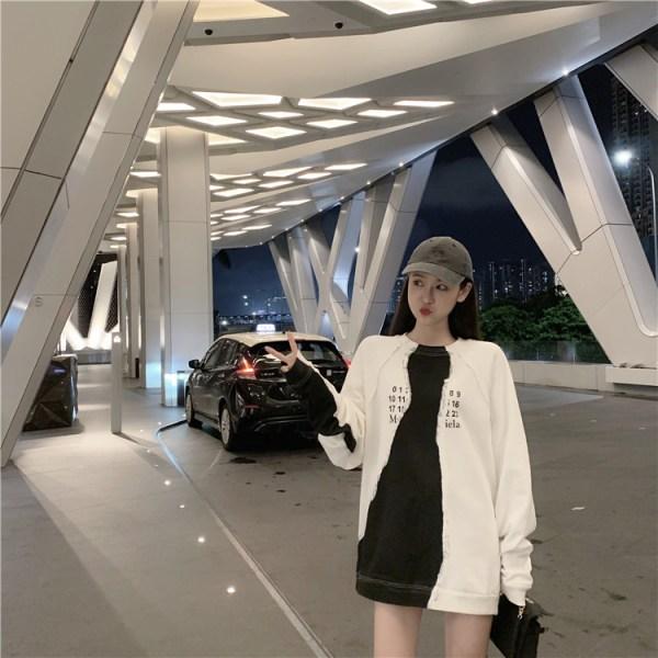Two Tone Numeric Sweatshirt   Woojin – Stray Kids