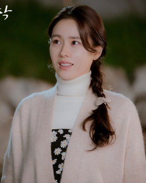 Turtleneck Base White Sweater | Yoon Se Ri – Crash Landing On You