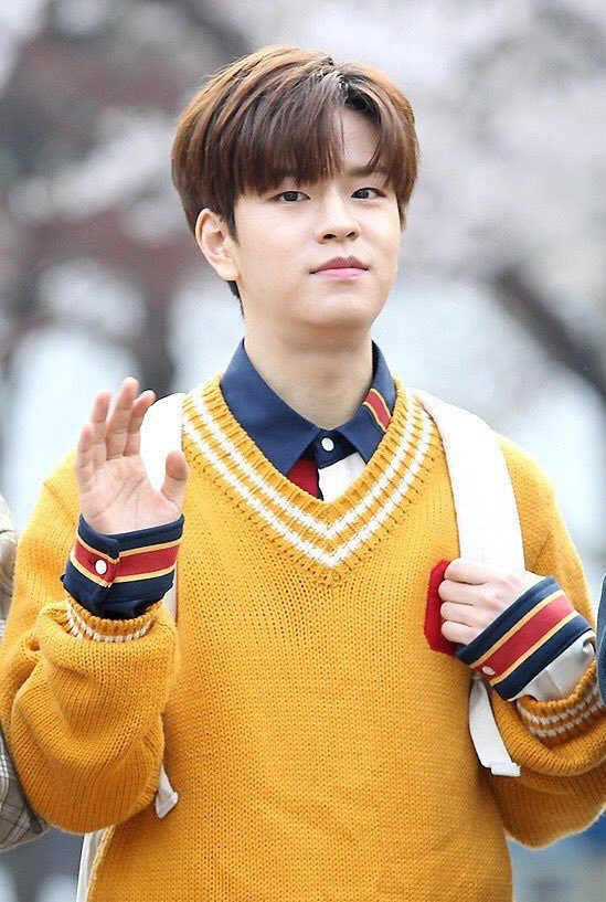 Trio Color Block Long Sleeve Shirt | Seungmin – Stray Kids