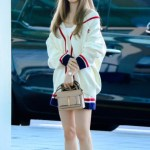 Outlined Casual Skirt | Taeyeon – Girls Generation