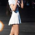 White Pleated Skirt | Jennie – Blackpink