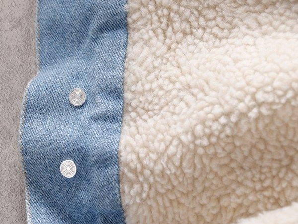 Retro Wool Denim Jacket | D.O. – EXO
