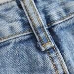 Wide Leg Denim Shorts | Tzuyu – Twice