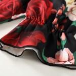Rose Print Dress | Chung Ha