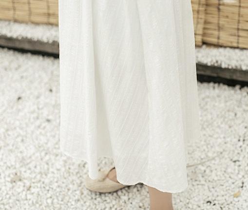 White Sling Dress | Hyuna