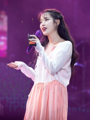 White Double Pocket Blouse  | IU