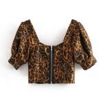 Leopard Print Bustier Top| Jisoo – Blackpink