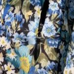 Flower Printed Off-Shoulder Dress | Joy – Red Velvet
