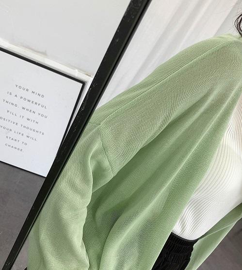 Breathable Purple Cardigan | Wheein – Mamamoo