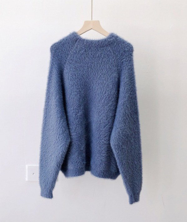 Blue Fluffy Sweater | Heo Joon-Jae – The Legend Of The Blue Sea