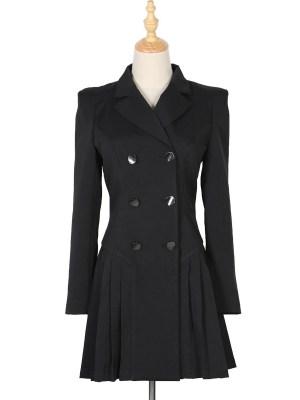 Ko Moon‑Young – It's Okay Not To Be Okay Black Suit Dress (5)