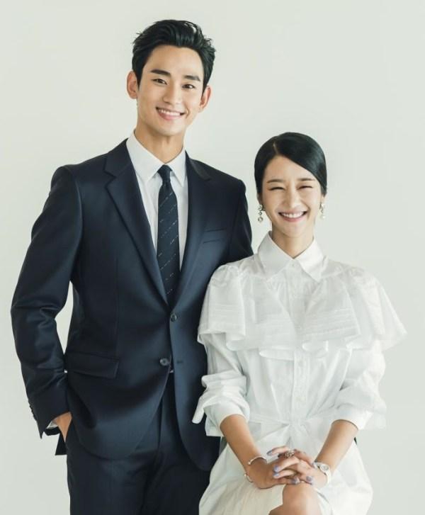 White Ruffled Shirt Dress   Ko Moon‑Young – It's Okay Not To Be Okay