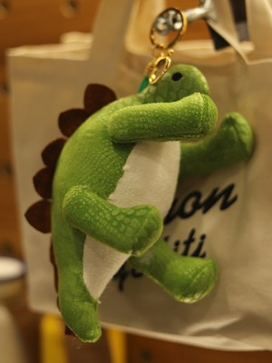 Sang-Tae – It's Okay Not To Be Okay Stegosaurus Dinosaur Keyring Doll (7)