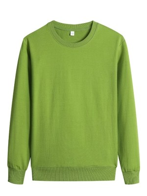 Taehyung- BTS Green Round Neck Sweater (11)