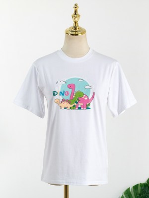 It's Okay Not To Be Okay – Dino Family T-Shirt (11)
