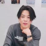 Grey Oversized Sweater With Tassels | Jimin – BTS