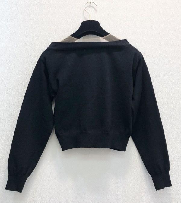 Black Shirt With Mesh Detail | Jisoo – BlackPink