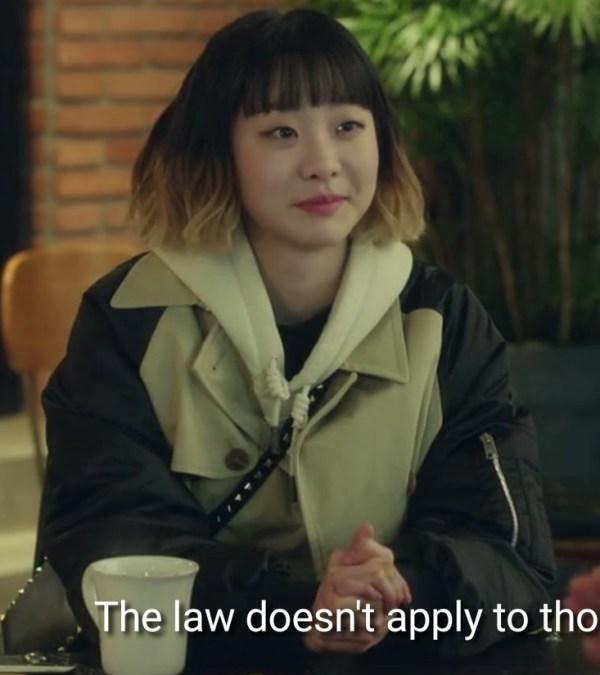 Beige Long Coat   Jo Yi So – Itaewon Class