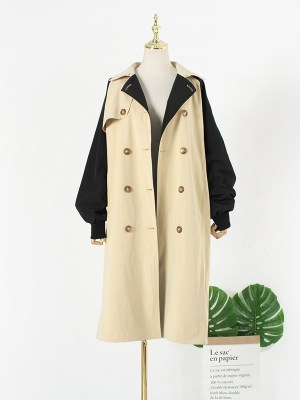 Jo Yi So – Itaewon ClassBeige Long Coat (8)