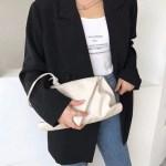 Black Envelope Clutch Bag | Lisa – BlackPink