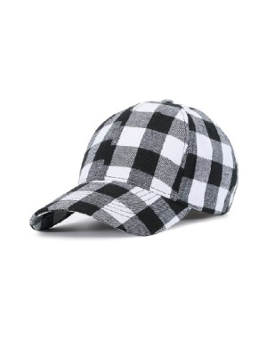 Yugyeom – GOT7 Plaid Baseball Cap (5)