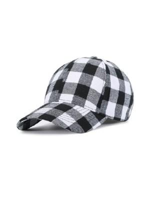 Yugyeom – GOT7 Plaid Baseball Cap (5)