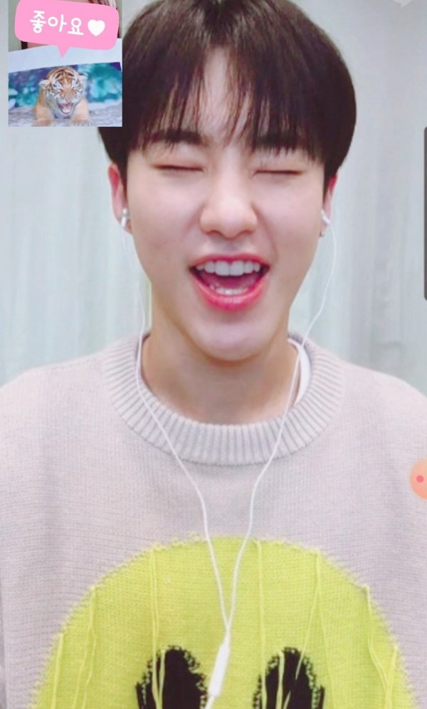 Smiley Sweater With Tassels | Hoshi – Seventeen