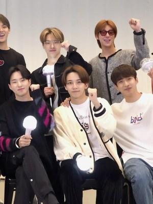 White V-neck Wool Cardigan | Jeonghan – Seventeen