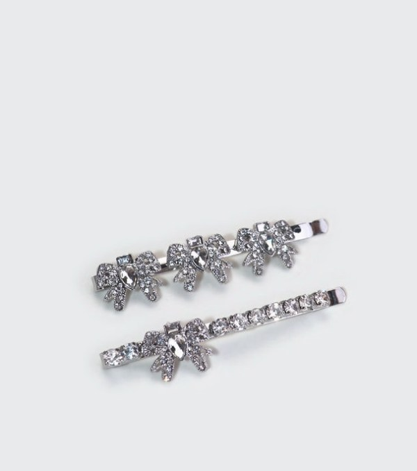 Crystal Bowknot Hairpin | Ko Moon‑Young – It's Okay Not To Be Okay