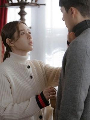 Beige Knitted Cardigan | Yoon Se Ri – Crash Landing On You