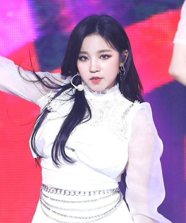 White Bow Mini Dress | Yuqi – (G)I-DLE