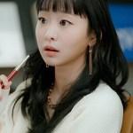 Long Gold Earrings | Jo Yi So – Itaewon Class