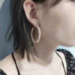 C-Shaped Earrings | Ko Moon‑Young – It's Okay Not To Be Okay