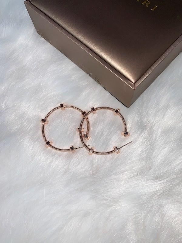Circular Nut Earrings | Ko Moon‑Young – It's Okay Not To Be Okay
