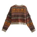 Ethnic Style Knitted Cardigan | Nayeon – Twice