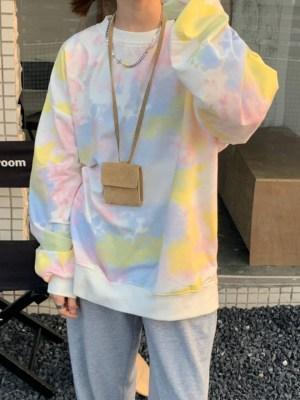 Kun Pastel Tie-Dye Sweatshirt (1)