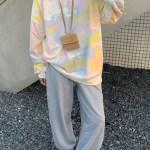 Pastel Tie-Dye Sweatshirt | Kun – NCT