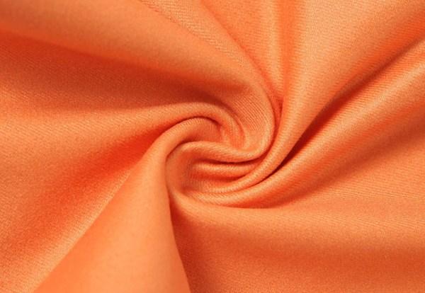 Orange Statement Sleeveless Crop Top | Lisa -BlackPink