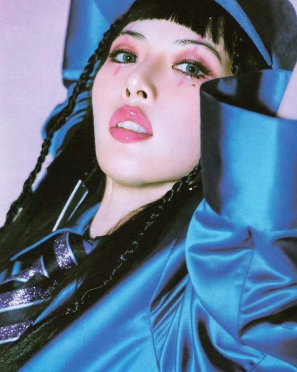 Knife Earrings   Hyuna