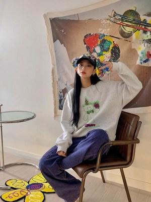 Shotaro – NCT Grey Bear Sweatshirt (11)