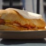 Hot-dog à la parisienne