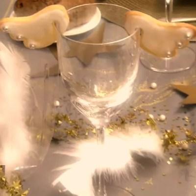 Déco & Sablés ailes d'anges