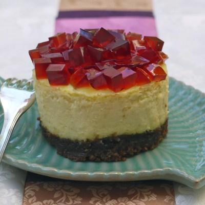 Cheesecakes & Filet mignon au kul omijacha